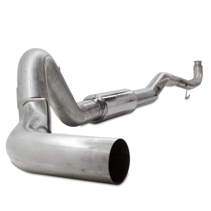 "2011-2015 GM 5"" Race Exhaust with Muffler (V-band flange)"