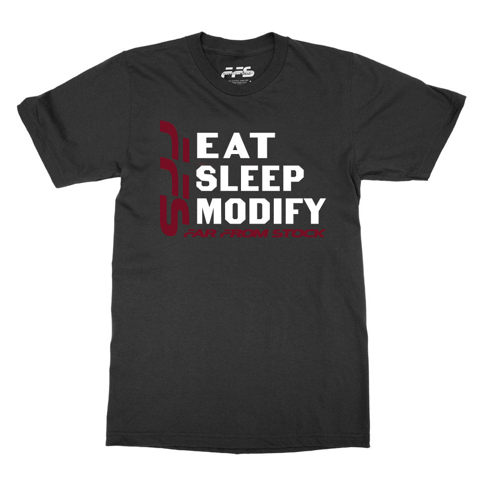 Modify Tee Black