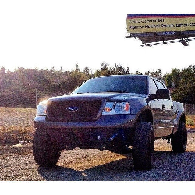 2004-2008 Ford F-150 Fenders
