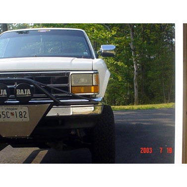 1988-1996 Dodge Dakota/Durango Fenders