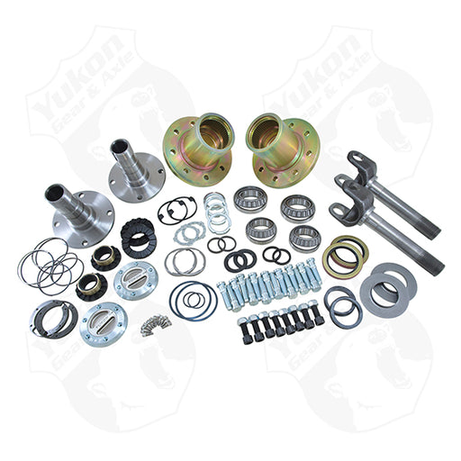 Locking Hub Conversion Kit for '94-'99 Dodge Dana 60
