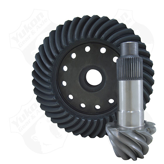 High performance Yukon ring & pinion gear set for Dana S111 in a 4.11 ratio YG DS111-411