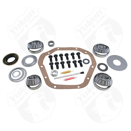 YUKON YK D60-F MASTER OVERHAUL KIT - DANA 60 & 61 DIFFERENTIAL YK D60-F