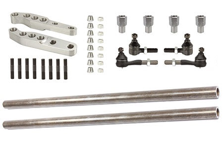 Dana 44 Complete Crossover & High Steer Kit (1 Ton)