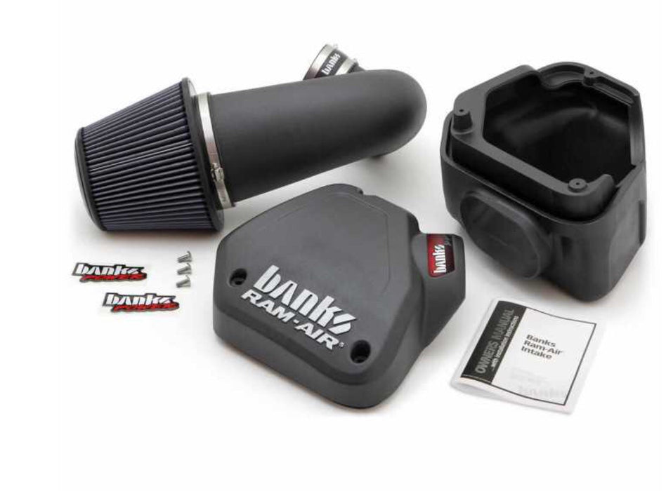 RAM-AIR INTAKE SYST, DRY FILTER - 1994-02 DODGE 5.9L