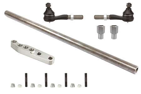 DANA 44 Complete Crossover Kit (1Ton)
