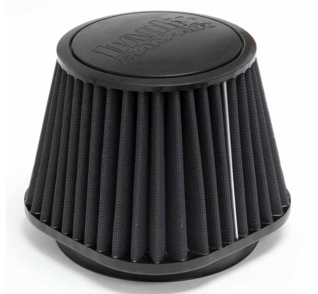 Air Filter Element - DRY, for use with Ram-Air Cold-Air Intake Systems for use with 2003-2012 Dodge 5.9L