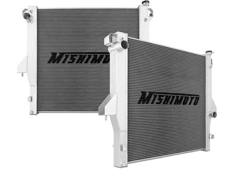 DODGE 5.9L/6.7L CUMMINS ALUMINUM RADIATOR