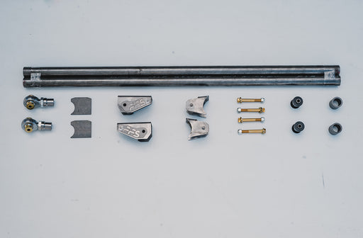 72-93 Dodge Traction Bar Kit with u-bolt Flip