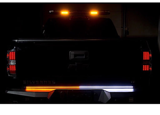 60IN WORK BLADE LED LIGHT BAR AMBER/WHITE W/POWER WIRE MODIFICATION