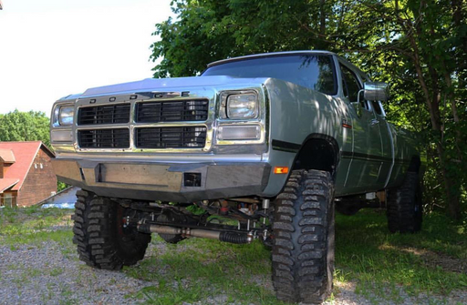 1st Gen Dodge RAM 72-93 — Far From Stock