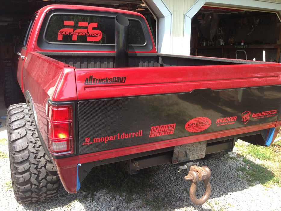 "FFS 7"" Exhaust Stack w/ Install Kit"