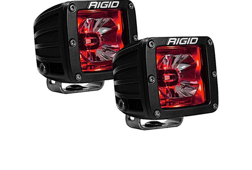 RADIANCE POD RED BACKLIGHT /2 BLACK