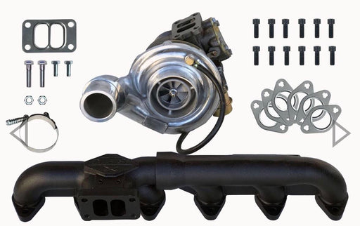 DPS 3rd gen turbo (64/71) manifold kit 5.9 common rail