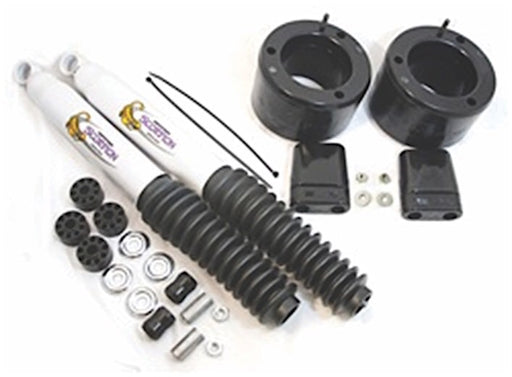 13-16 RAM 3500(2WD)/14-16 RAM 2500(2WD) 2IN LEVELING KIT w/ SHOCKS