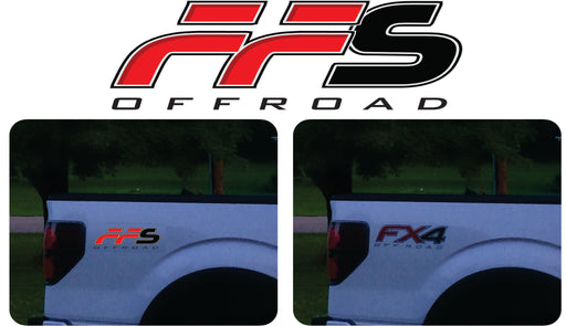 F-150 FFS OFF-ROAD DECALS