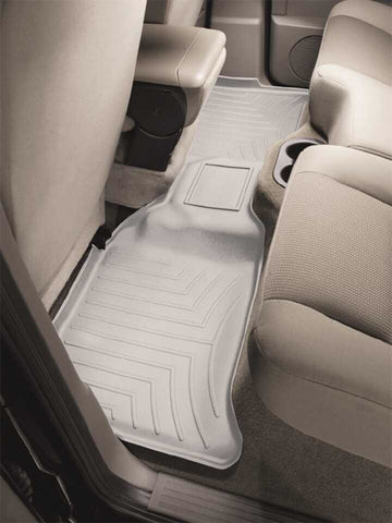 99-10 SUPER DUTY F250 SUPER CAB REAR FLOORLINER GREY