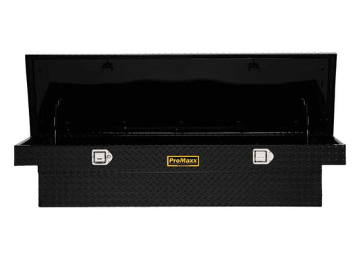 Toolbox 95-C RAM/99-C F250/F350/04-17 F150 72IN SINGLE LID DEEP BLACK TOOLBOX 72L X 19W X 19H