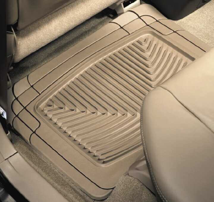 Weather Tech Tan Liners for 2004 Honda CR-V