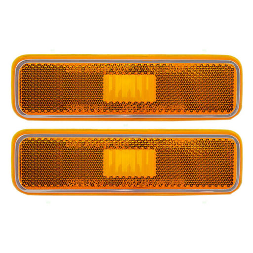 1981-1993 Dodge Ram Side Marker Light - Pair (Both Driver and Passenger Sides)