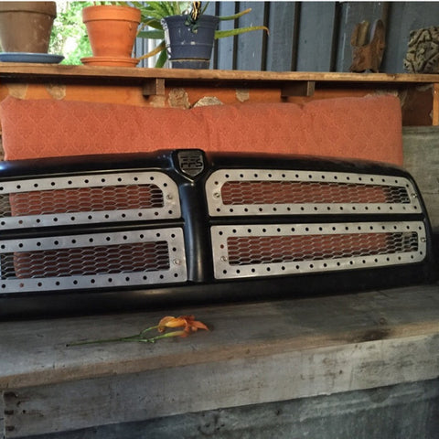 2nd Gen Dodge Sport Grille Inserts EARLY BUY