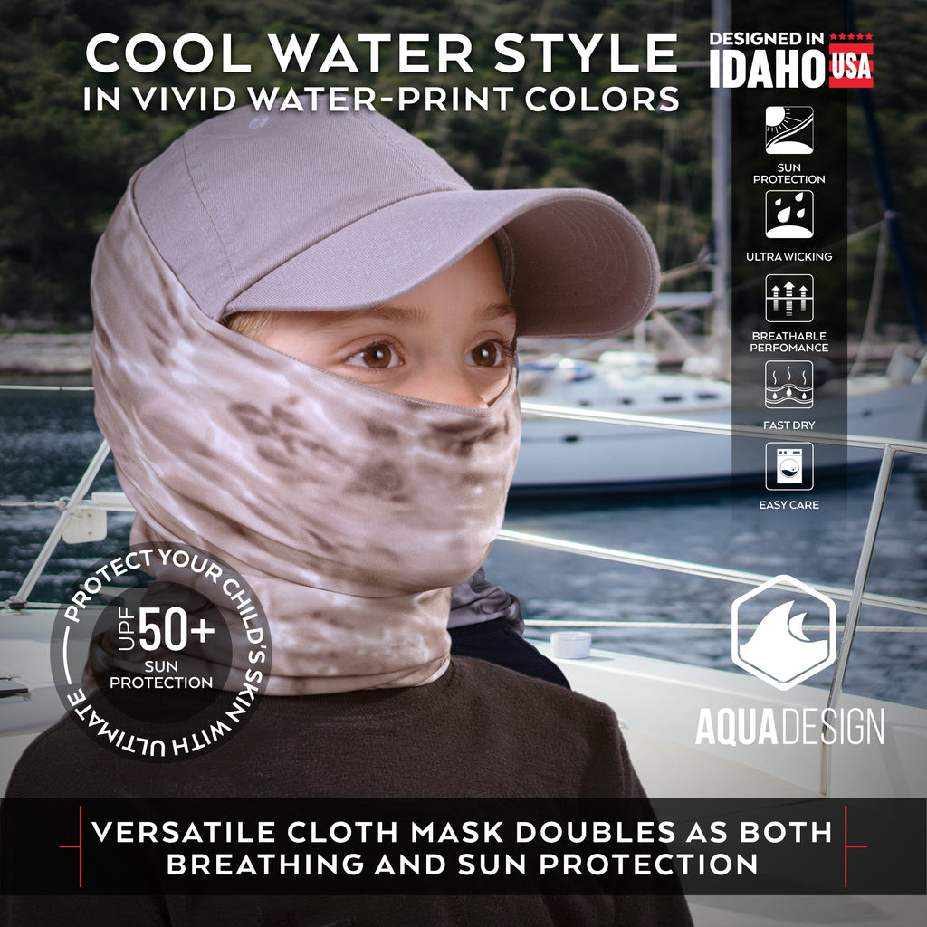Girls Breathable Cloth Face Mask