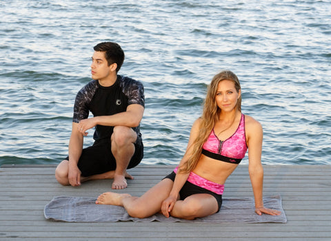 Aqua Design Clothing for Men and Women