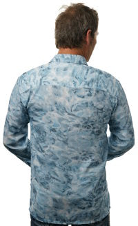 Aqua Design Shoreline Shirt | Back