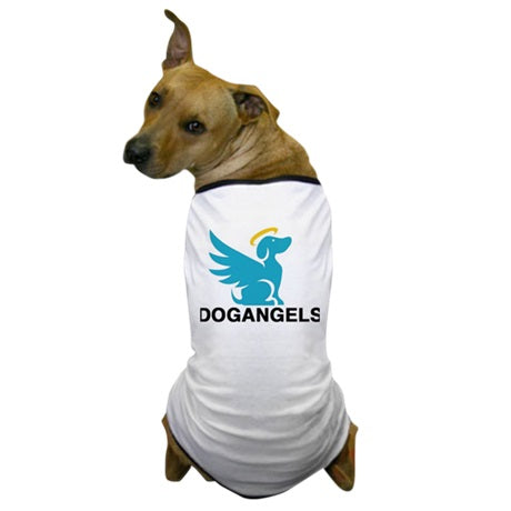 Dog Angel Dog Tshirt