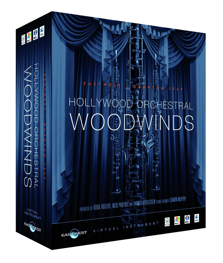 Download EastWest Hollywood Orchestral Woodwinds