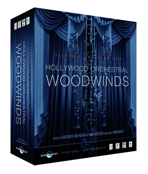 Bundle EastWest Hollywood Orchestra + Solo Instruments