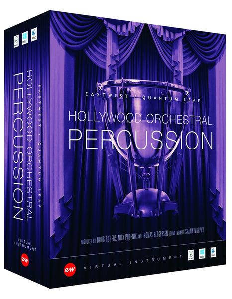 Press Quotes EastWest Hollywood Orchestra + Solo Instruments