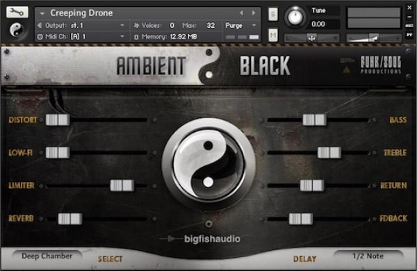 Download Big Fish Audio Ambient Black