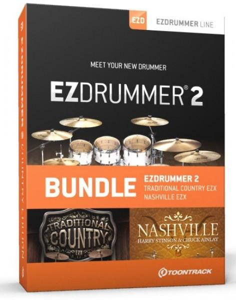 Download Toontrack EZdrummer 2 Country Edition