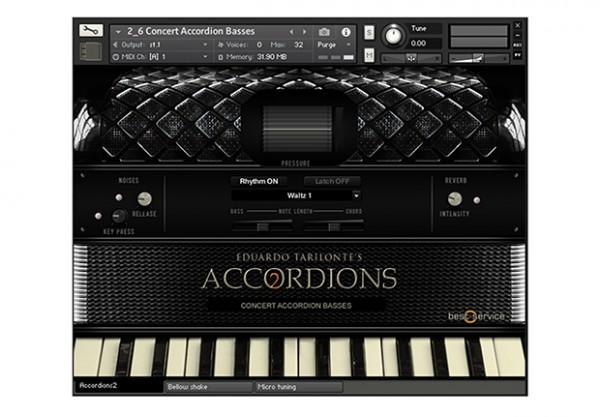 Review Best Service Accordions 2