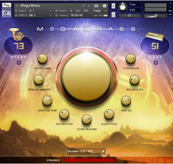 Install Impact Soundworks Mega Brass