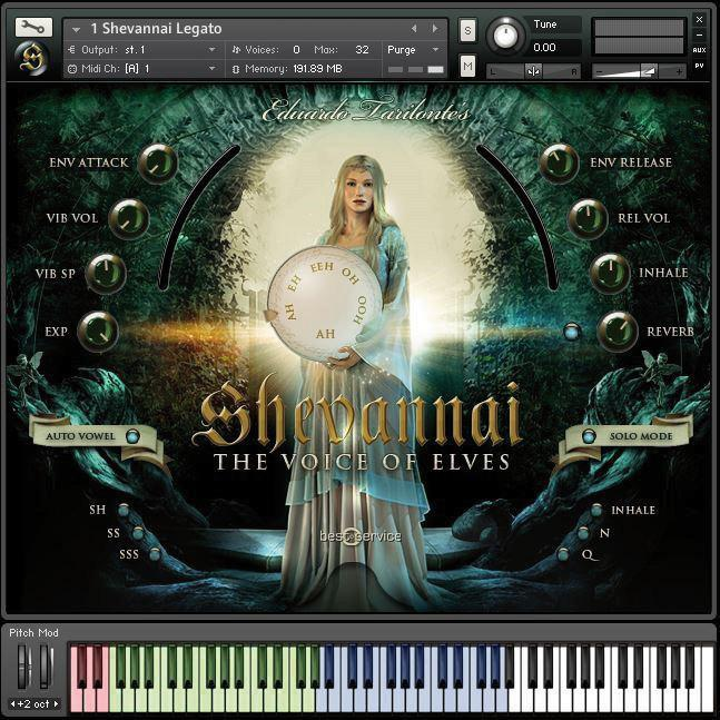 Download Best Service Shevannai Voice of Elves