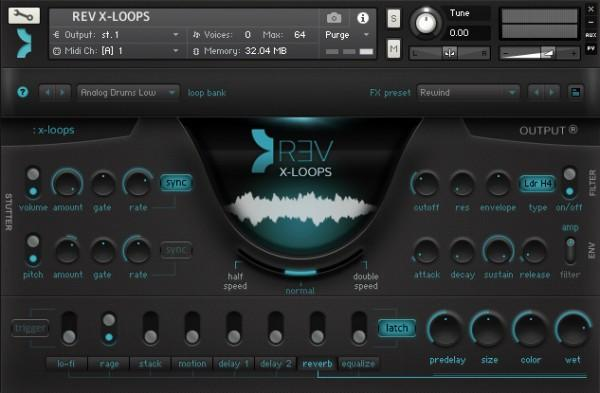 Buy Output - REV X-LOOPS