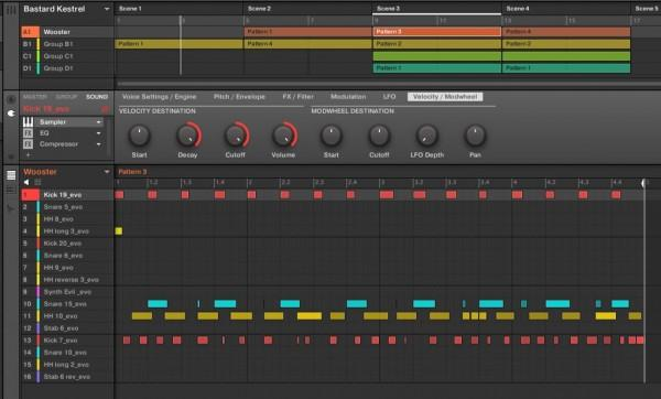 Download Sound Dust Evolved Maschine