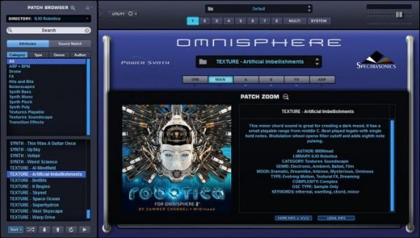Buy Ilio Robotica for Omnisphere 2.1