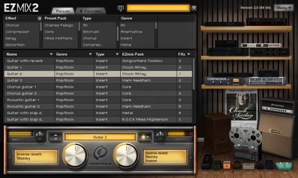 Buy Toontrack EZmix 2 Rock & Metal Guitar Bundle