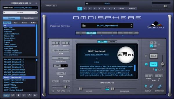 Buy Sound Dust Untopia for Omnisphere 2