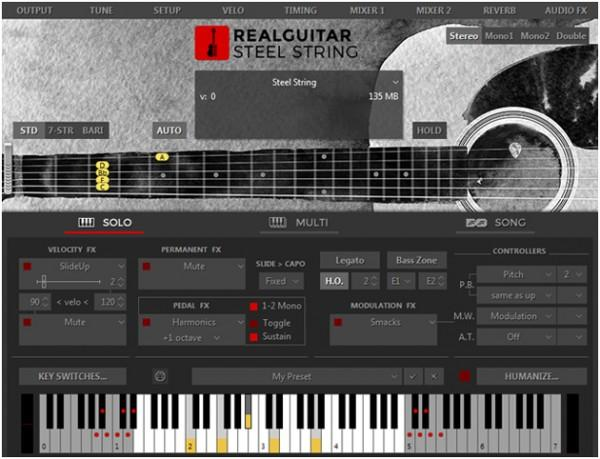 Install MusicLab Real Guitar 5