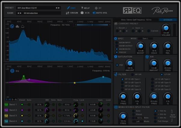 Rob Papen RP EQ EDUCATION