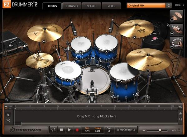 Buy Toontrack EZX - Pop Rock
