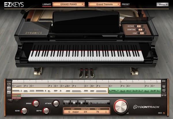 Buy Toontrack EZkeys Grand Piano Education Institute