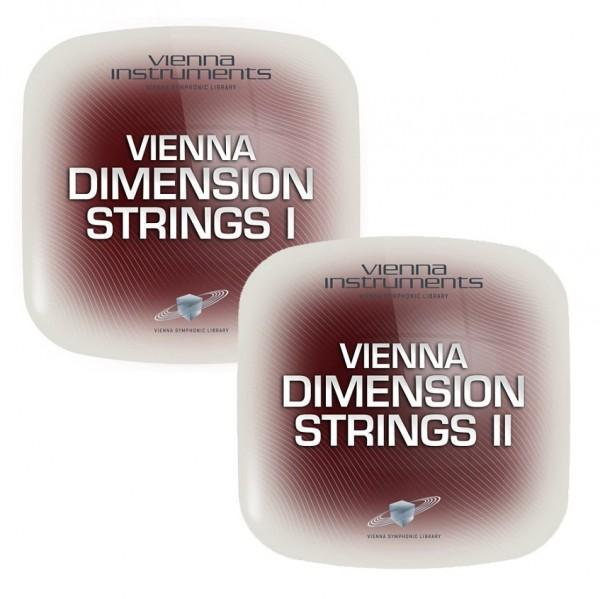 Download VSL Vienna Dimension Strings Bundle STANDARD