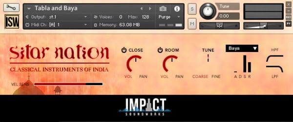 Buy Impact Soundworks Sitar Nation