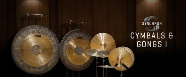Review VSL Synchron Cymbals & Gongs