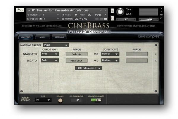 Install Cinesamples CineBrass Twelve Horn Ensemble